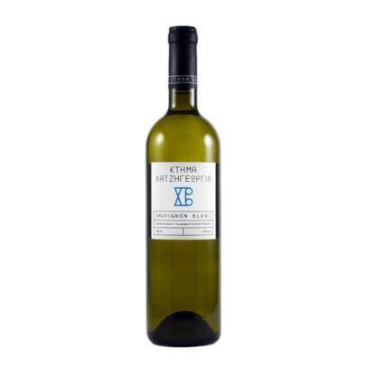 κτήμα Χατζηγεωργίου sauvignon blanc