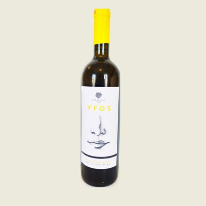 υφος κτημα μπαραφακα λευκο κρασι μαλβαζια κυδωνιτσα