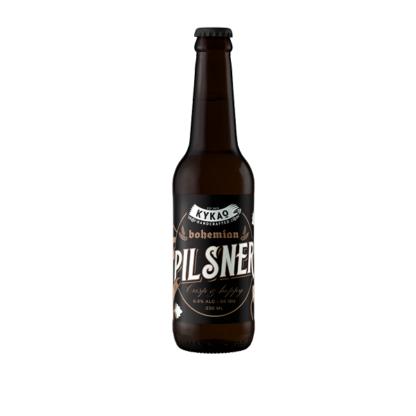Kykao-Bohemian-Pilsner-beer