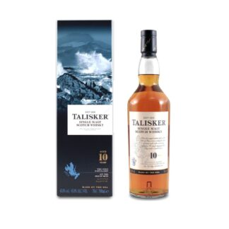 Talisker 10 Year Old Ουίσκι 700ml