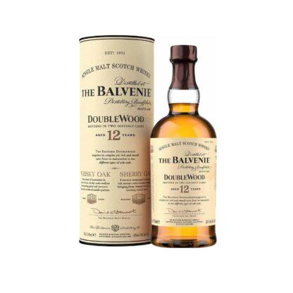 The Balvenie DoubleWood Aged 12 Years Ουίσκι 700ml 2