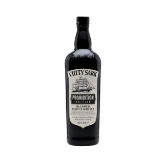 Cutty Sark Prohibition Edition Ουίσκι 700ml