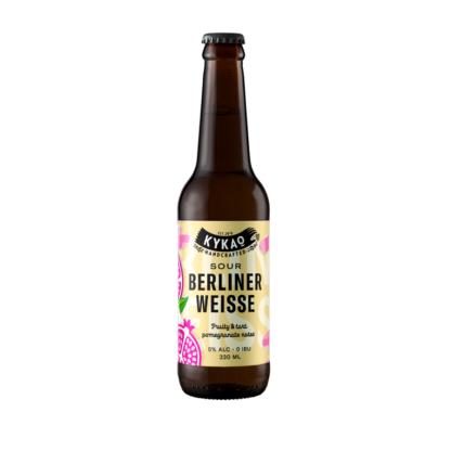 kykao-Pomegranate -sour-berliner-weisse-beer