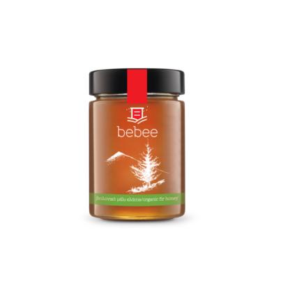 Βιολογικό Μέλι Ελάτης BeBee 450gr