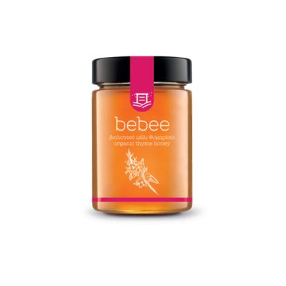Βιολογικό Μέλι Θυμαρίσιο BeBee 450gr