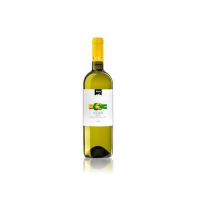 Δεσμός Π.Γ.Ε Αμπελώνες Ρίρα 750ml 2019 οίνος λευκός ξηρός
