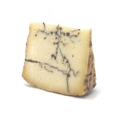 Ημίσκληρο τυρί Pecorino Moliterno al Tartufo