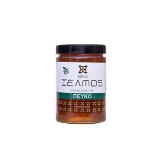 Μέλι Πεύκου Βιολογικό Χελμός 800gr