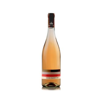 Μαύρο Καλαβρυτινό Εδανός Οινοποιητική 2019 750ml οίνος ροζέ ξηρός