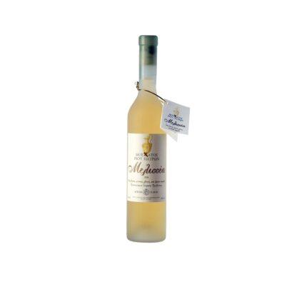 Μελισσέα Μοσχάτο Ρίου Πατρών Αχαΐα Κλάους 500ml 2018 οίνος λευκός γλυκός