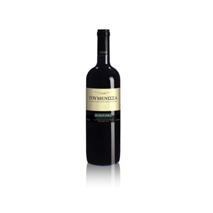 Μπουτάρη Κρασί Ερυθρό Ξηρό Φιλυριά Γουμένισσα 2008 750ml