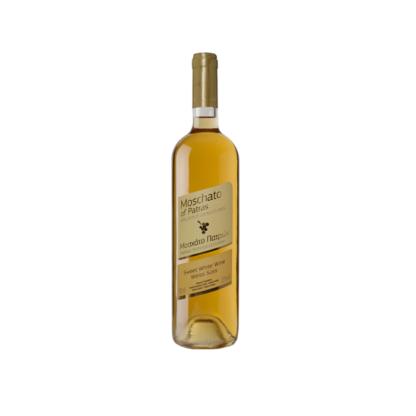 Οινοποιείο Κοτρώτσος Μοσχάτο Πατρών 750ml 2019 οίνος λευκός γλυκός