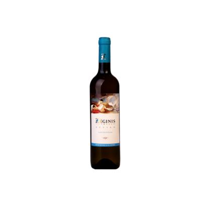 Σαββατιανό Οινοποιείο Ζεγγίνη ΠΓΕ 2019 750ml οίνος λευκός ξηρός