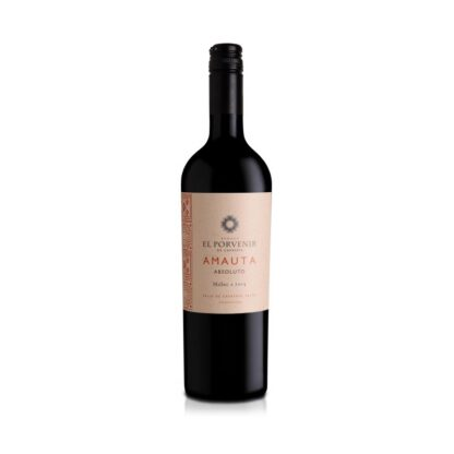 Amauta Absoluto Malbec El Porvenir de Cafayate Winery 2019 750ml οίνος ερυθρός ξηρός