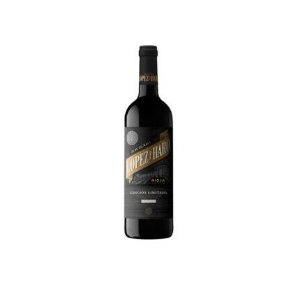 Tempranillo Hacienda López de Haro Rioja Edicion οίνος ερυθρός ξηρός 750ml