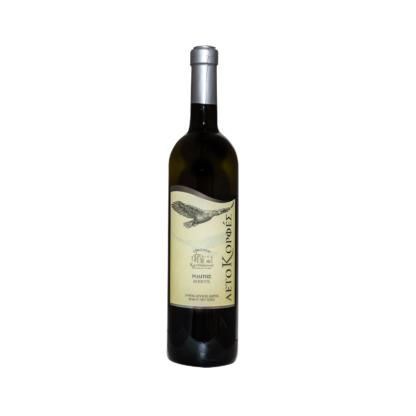 Ροδίτης Αγιάλειας Αετοκορφές Οινοποιείο Καρανικόλα 750ml οίνος λευκός ξηρός
