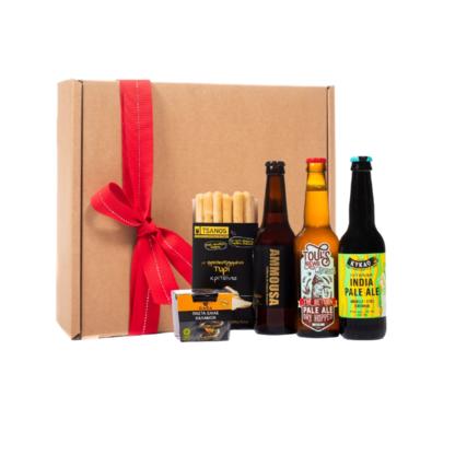 Εταιρικό δώρο - Οι μπύρες της Πάτρας 3x 330ml