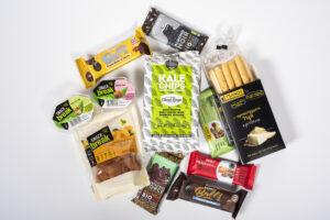 εταιρικά δώρα healthy snacks